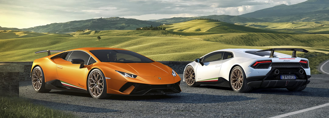 Huracán Performante