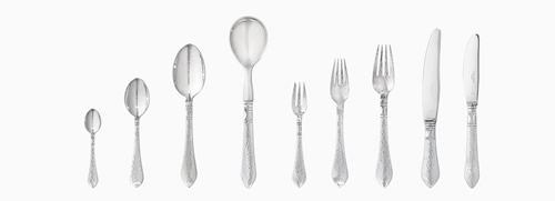 Flatware Set - Continental