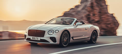 Bentley Sales Increase in 2019