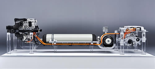 BMW Committed to Hydrogen Fuel Cell Technology