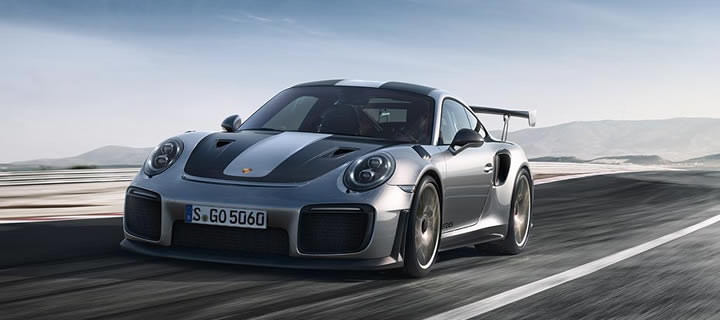 Porsche Unveils the Most Powerful Road-Legal 911