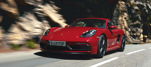 Porsche Introduces New Model with Naturally Aspirated Engine