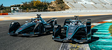 Mercedes-Benz EQ to Debut in Formula E