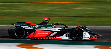 Audi and Schaeffler continue in Formula E