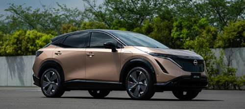 Nissan is Another Manufacturer Producing All-Electric SUVs
