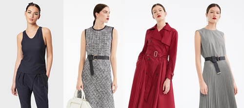 Latest Fahion Items from Max Mara, Armani