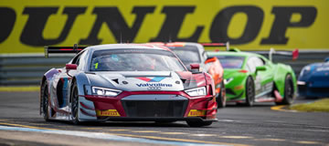 Audi Sport Customer Teams Claim Race Titles