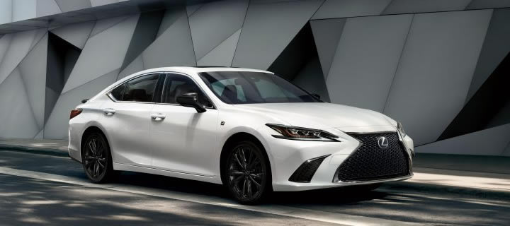 You Can Have an AWD Lexus ES Now