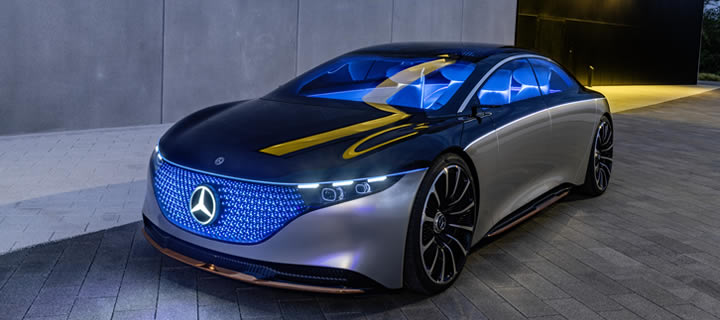 Mercedes-Benz to Debut the All-Electric EQS Next Year