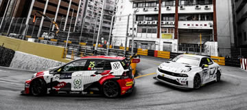 WTCR Race of Macau 2019.11.14 - 2019.11.17