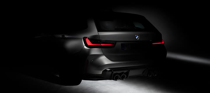 New BMW M3 On The Way with a Touring Variant