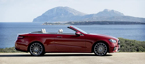 Mercedes-Benz Introduces New E53 and Cabriolet