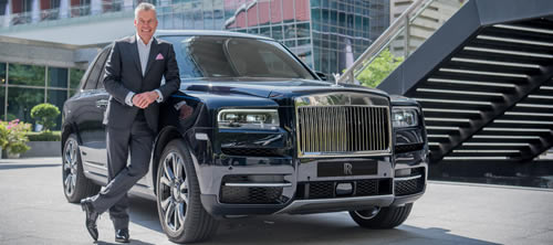 Rolls-Royce Had Record Year