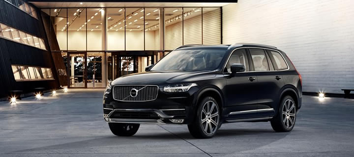 Volvo Unveils the All-New Volvo XC90 After a Long Wait