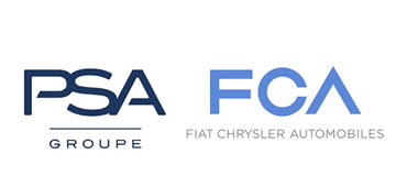 Groupe PSA and FCA Merger Plan