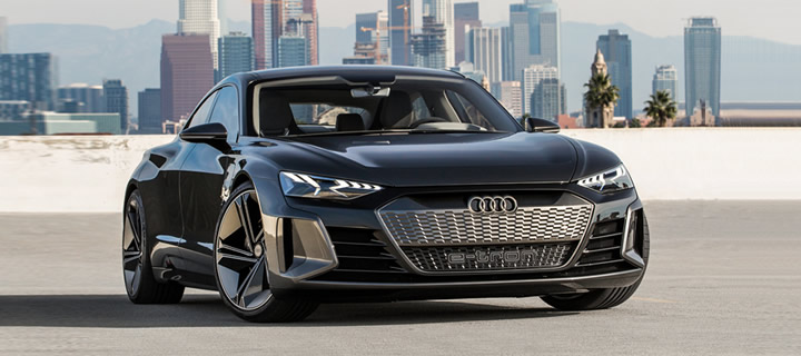 Audi to Start Production of E-Tron GT in December
