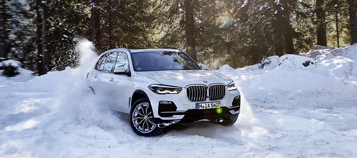 BMW Add X5 xDrive45e iPerformance to Its Range
