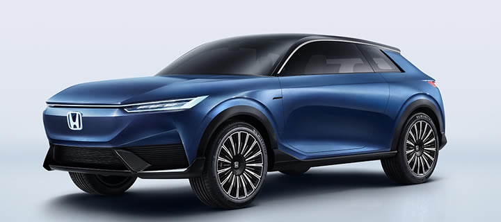 Honda Unveils First Electric SUV for the Chinese Market (Video)