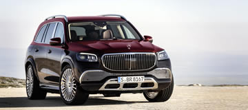 Mercedes-Maybach Introduces Luxurious SUV GLS 600 (Video)