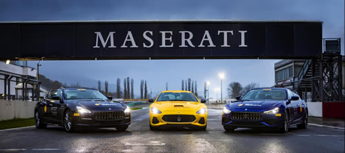 New Season of Master Maserati programme Underway
