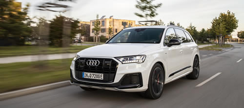 Audi Starts Offering New Hybrid SUV