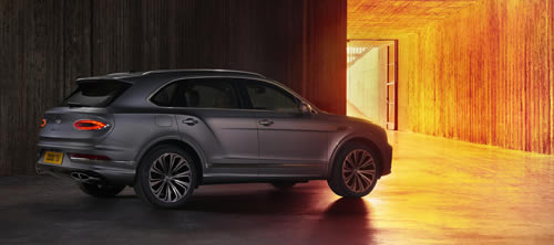 New Bentley Bentayga Unveiled (Update)