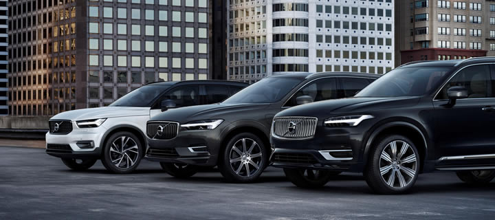 Volvo Reports 14.2% Increase In Sales in July