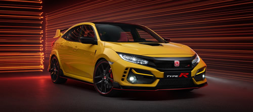 Honda Expands Civic Type-R Model Range