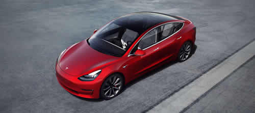 Testla China Factory Delivers First Batch Model 3 Cars