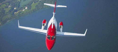 HondaJet Deliveries to China Begin