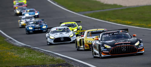 Mercedes-AMG Wins Big in NLS Racing