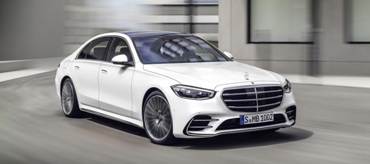 Mercedes-Benz Unveils New Generation of Flagship S-Class