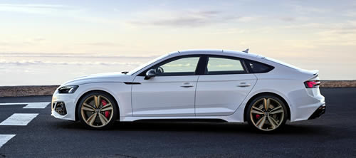 Audi Presents Updated RS5