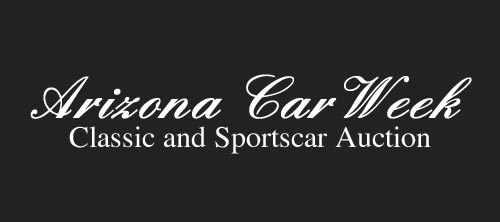 Arizona Car Week for Classic and Sportscar Enthusiasts