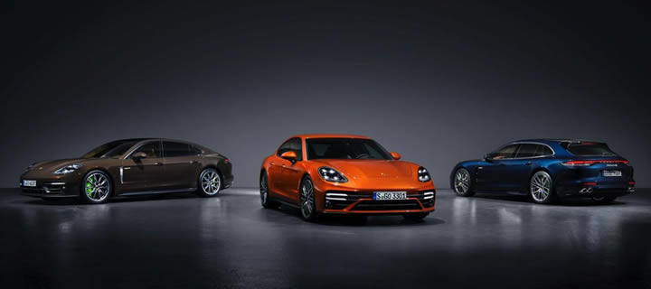 Porsche Unveils the New Panamera