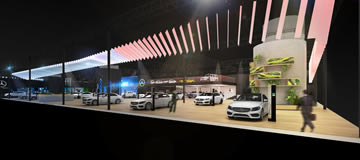 Luxury Maybach SUV World Premiere