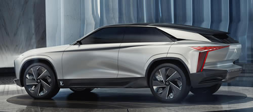DS Demonstrates New Tech with 680hp, 650km-Range Concept EV