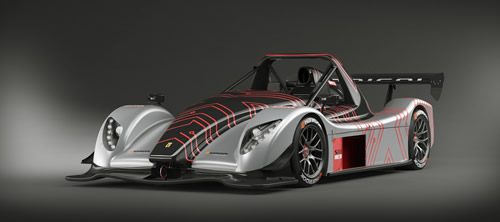 World's Most Bought Track Car Radical Updates SR3 XX